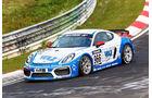 VLN - Nürburgring Nordschleife - Startnummer #966 - Porsche Cayman GT4 Clubsport - CUP3
