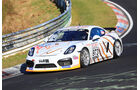VLN - Nürburgring Nordschleife - Startnummer #973 - Porsche Cayman GT4 CS - CUP3