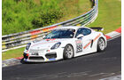 VLN - Nürburgring Nordschleife - Startnummer #980 - Porsche Cayman GT4 CS - Teichmann Racing - CUP3