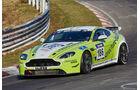 VLN2015-Nürburgring-Aston Martin Vantage V8 GT4-Startnummer #186-SP10