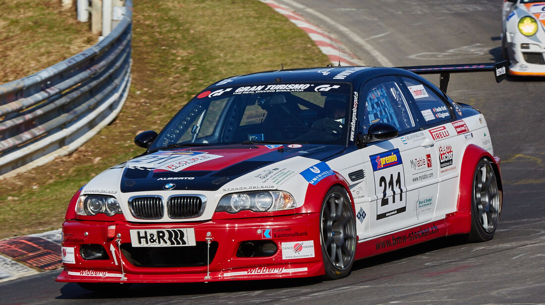 VLN2015-Nürburgring-BMW M3 CSL-Startnummer #211-SP6