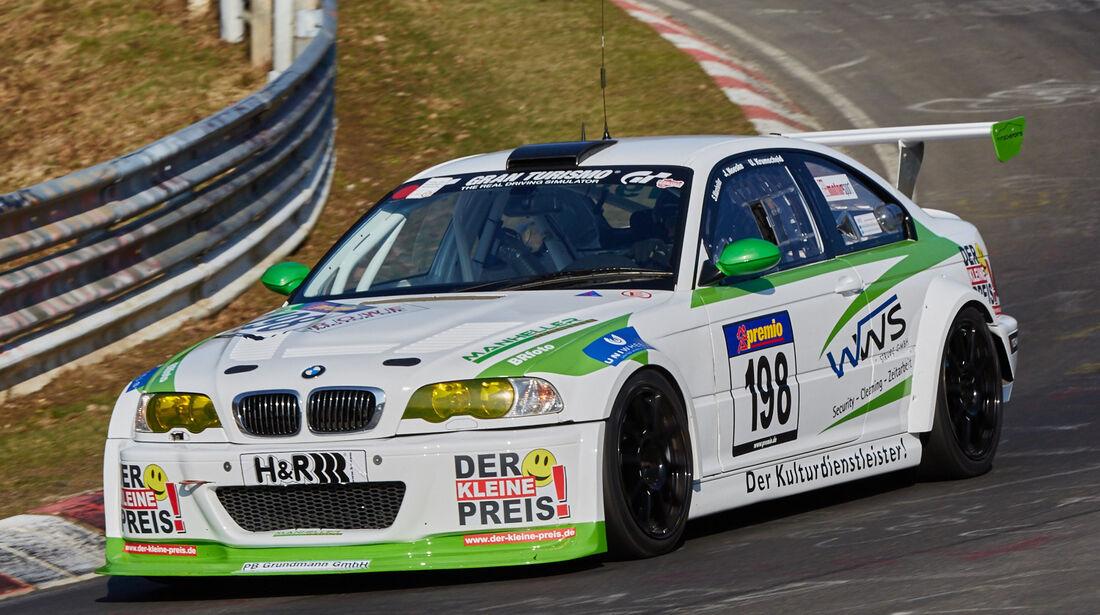 VLN2015-Nürburgring-BMW M3-Startnummer #198-SP6
