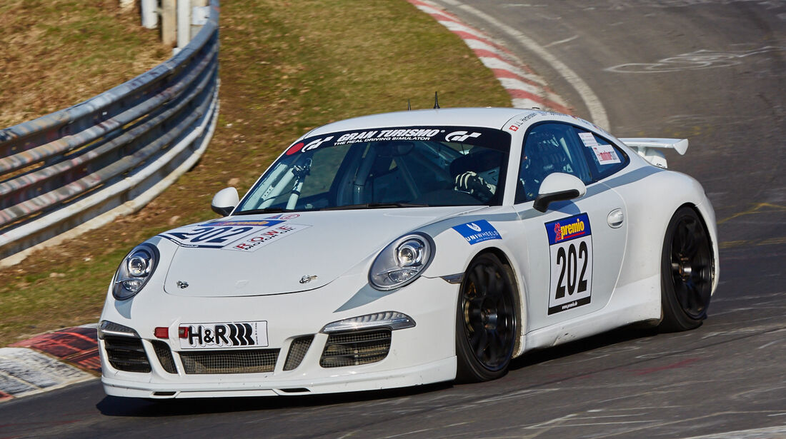 VLN2015-Nürburgring-Porsche 991-Startnummer #202-SP6