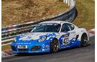 VLN2015-Nürburgring-Porsche Cayman R-Startnummer #423-V6