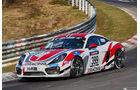VLN2015-Nürburgring-Porsche Cayman S-Startnummer #399-V6