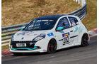 VLN2015-Nürburgring-Renault Clio-Startnummer #282-SP3