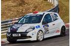 VLN2015-Nürburgring-Renault Clio-Startnummer #284-SP3