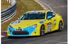 VLN2015-Nürburgring-Toyota GT 86-Startnummer #512-V3