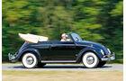 VW 1200 Cabrio, Seitenansicht