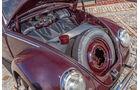 VW 1200, Kofferraum