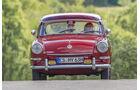VW 1600 Typ 3, Frontansicht