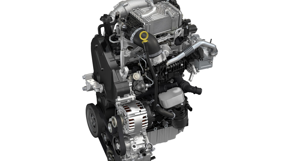 VW 2.0 TDI Biturbo Einlassseite