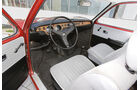 VW 411 LE, Cockpit, Lenkrad