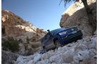 VW Amarok 190 kW Fahrbericht Oman 2018
