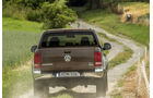 VW Amarok 2.0 BiTDI 4Motion Automatik Test