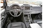 VW Amarok 2.0 BiTDI Highline, Cockpit