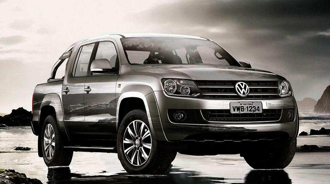 VW Amarok Brasilien