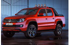 VW Amarok Canyon Autosalon Genf 2012