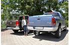 VW Amarok, Innenraum-Check, Dodge RAM
