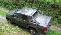 VW Amarok Monoturbo 140 PS Doppelkabiner Test