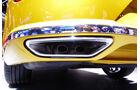 VW Arteon - Auspuff - IAA Frankfurt 2017