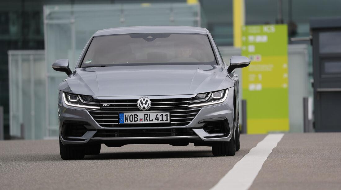 VW Arteon, Exterieur, Front