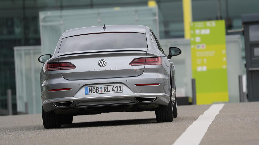 VW Arteon, Exterieur, Heck
