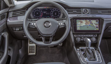 VW Arteon 2.0 TSI 4Motion Elegance im Test - auto motor und sport
