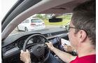 VW Arteon Lane Assist