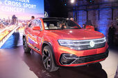 VW Atlas Cross Sport