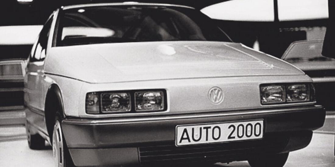 VW, Auto 2000