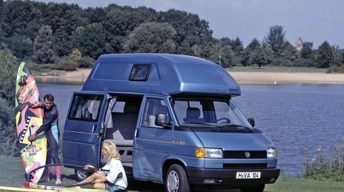 VW BUS 4te Generation