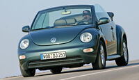 VW Beetle Cabrio, Frontansicht