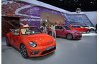 VW Beetle Concept Cars - New York Auto Show 2015