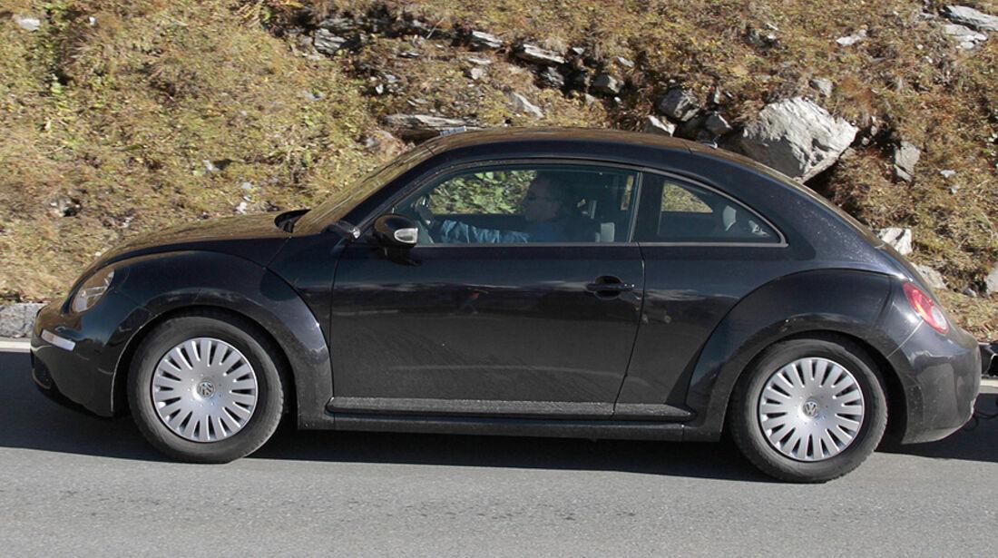 VW Beetle Erlkönig