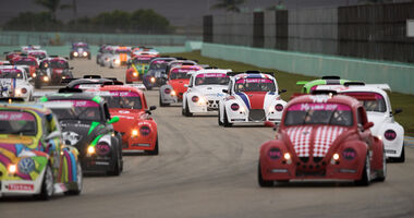 VW Beetle Fun Cup