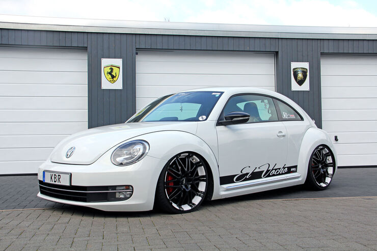 getunter vw beetle von kbr motorsport und sek carhifi. Black Bedroom Furniture Sets. Home Design Ideas