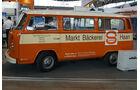VW Bulli - Electric Vehicle Symposium 2017 - Stuttgart - Messe - EVS30