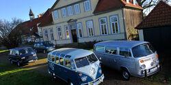 VW Bus, Generationen, T1-T4