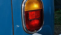 VW Bus, T1, Heckleuchte