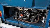 VW Bus, T1, Motor
