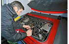 VW-Bus T3, Daniel Ehni,  Johannes Grimm, Motor