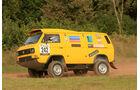 VW Bus T3 Rallye, Seitenansicht