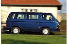 VW Bus, T3, Seitenansicht