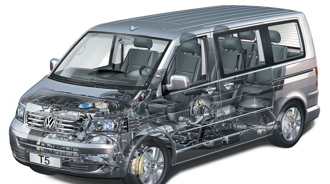 VW Bus T5