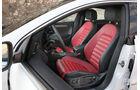 VW CC 2.0 TDI, Fahrersitz