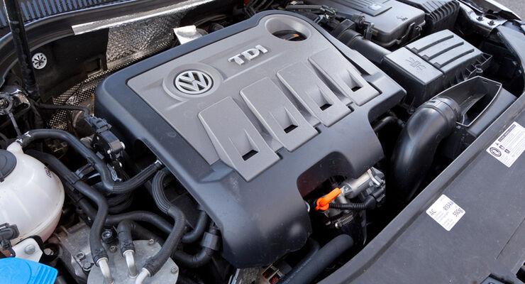 VW CC 2.0 TDI, Motor