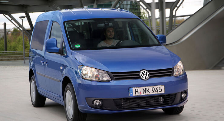 VW Caddy Blue Motion 1.6 TDI