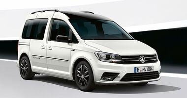 VW Caddy Edition 35