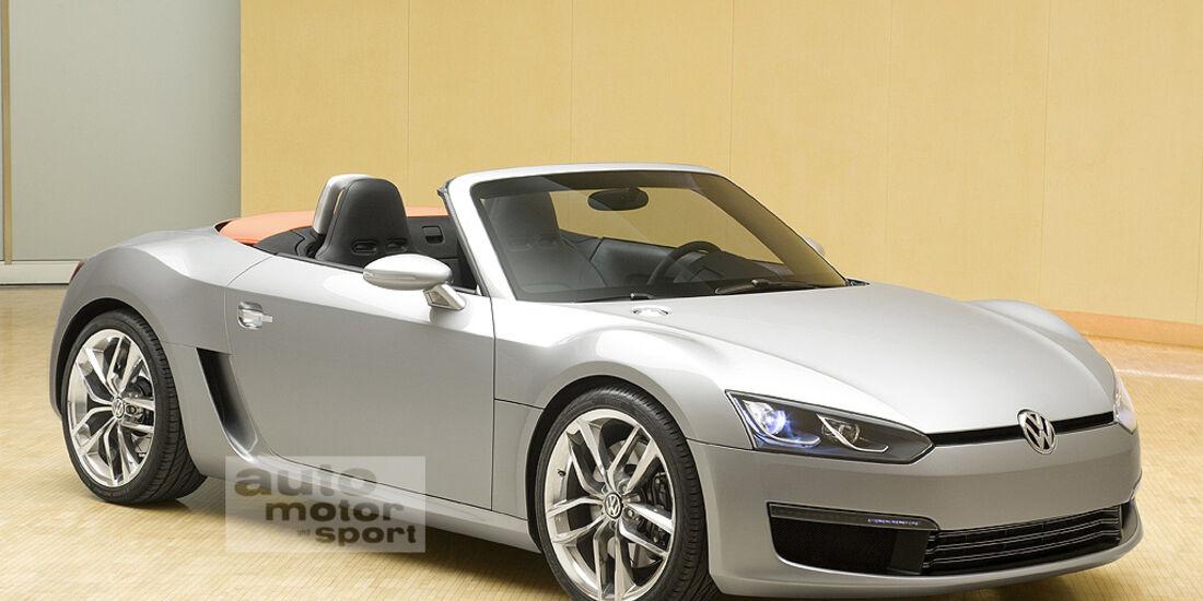 VW Concept Blue Sport
